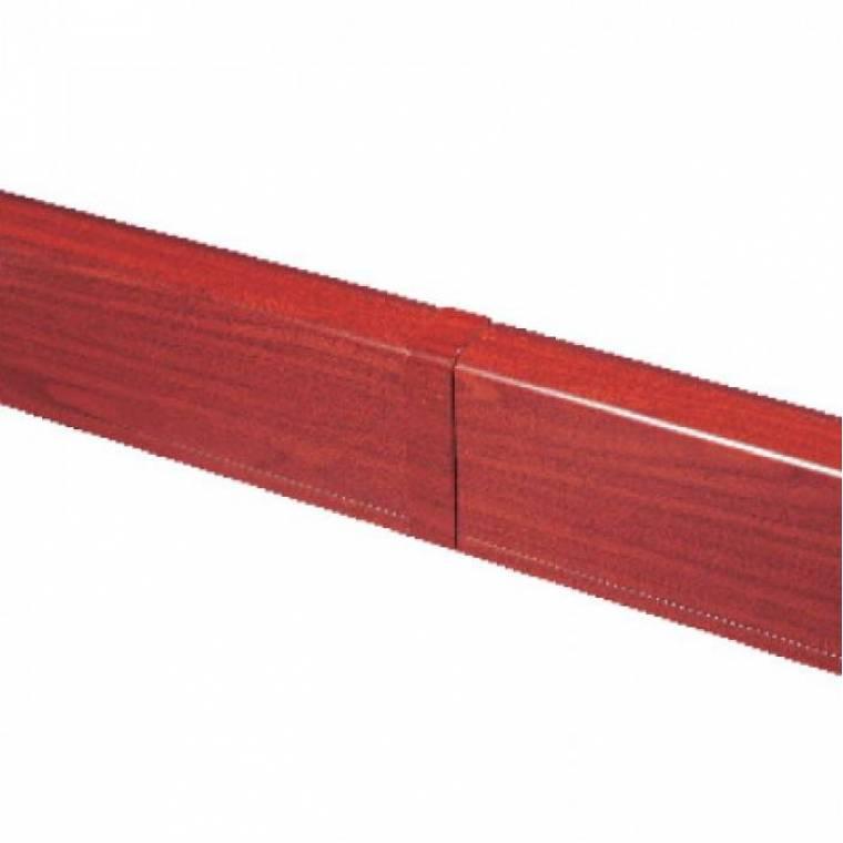 Накладка на стык для плинтусного короба DKC 100х40 мм