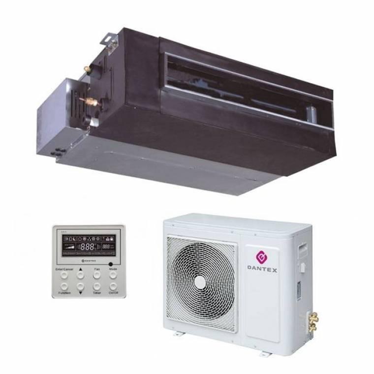 Канальный кондиционер Dantex RK-48BHG2N/RK-48HG2NE-W